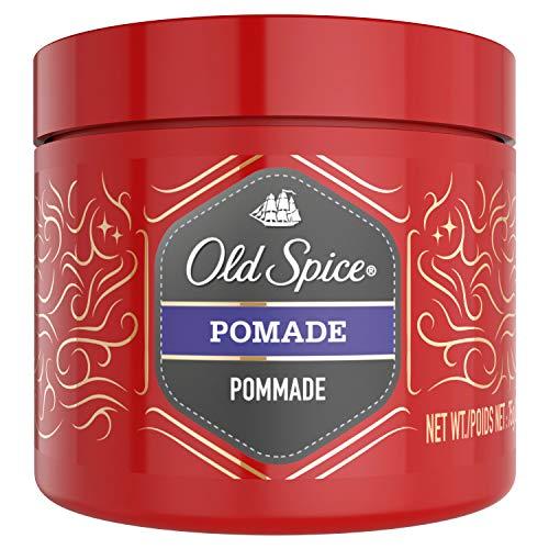 Old Spice Spiffy Haar Pomade mittlerer Halt und mattes Finish für das Haarstyling und die Haarpflege von Männern