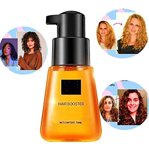Super Curl Defining Booster, Haar-Booster Perfect Defined Curls Haarpflege-Essenz Oi l, definiert und lockert Locken und pflegt und stärkt das Haar.
