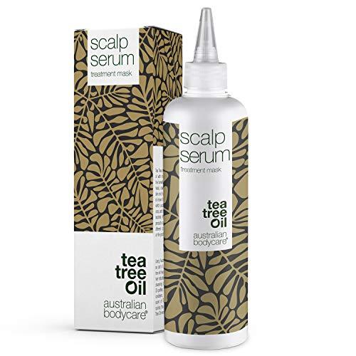 Australian Bodycare Scalp Serum 250ml   Leave In Kopfhaut pflege bei Trockener, Juckender Kopfhaut & Anti Schuppen   Auch zur Kopfhautpflege bei Schuppenflechte, Ekzemen, Neurodermitis & Psoriasis
