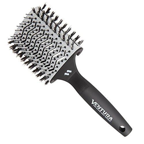 Spornette Ventura Blow Out Hair Brush (Silver) by Spornette