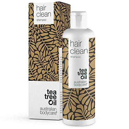 Australian Bodycare Teebaumöl Shampoo 250ml   Anti-Schuppen, Juckende, Trockene Kopfhaut   Auch zur Kopfhautpflege bei Schuppenflechte, Ekzemen, Neurodermitis & Pickeln auf der Kopfhaut   100% Vegan