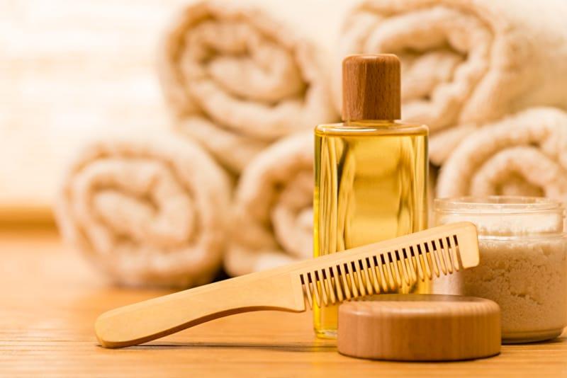 Lange Haare Pflegen - Alles über pflanzliche Haaröle