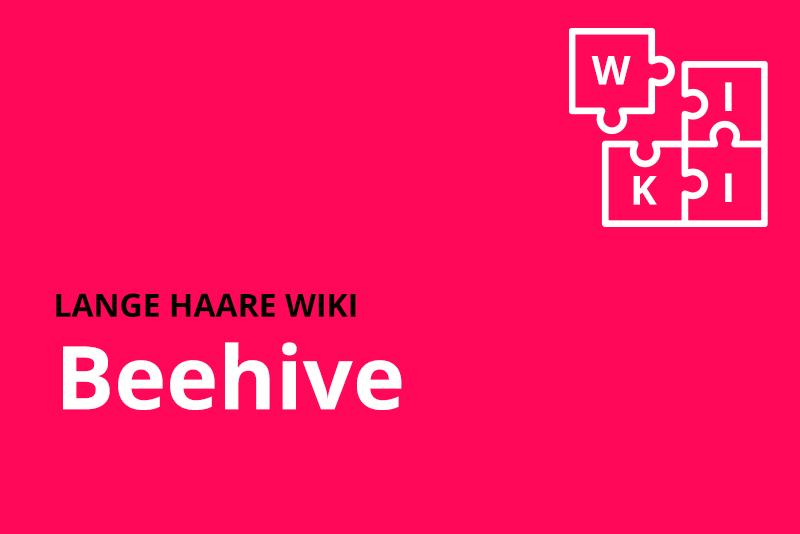 lange haare wiki Beehive