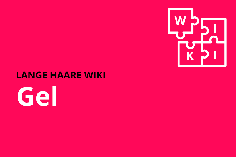 lange haare wiki Gel