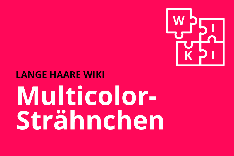 lange haare wiki muliticolor straehnchen